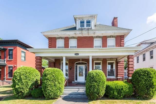 1066 W Genesee Street, Syracuse, NY 13204 (MLS #S1314527) :: TLC Real Estate LLC