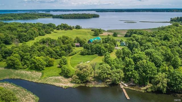 40560 Head Island Road, Clayton, NY 13624 (MLS #S1314538) :: Thousand Islands Realty