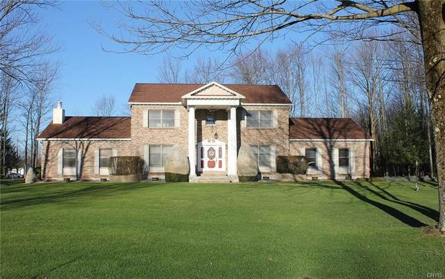 25 Slaytonbush Road, Whitestown, NY 13492 (MLS #S1314612) :: Mary St.George | Keller Williams Gateway