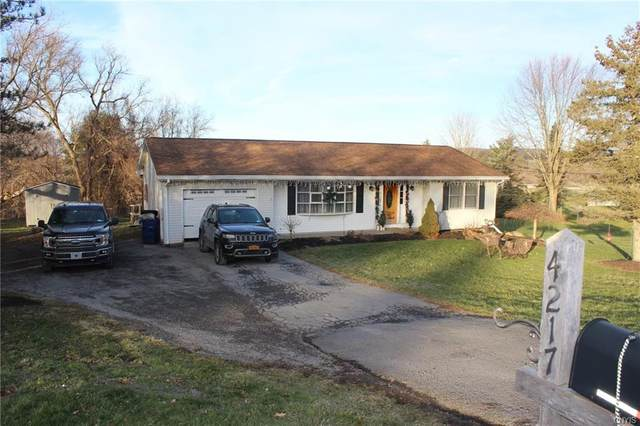 4217 Wiggins Road, Owasco, NY 13021 (MLS #S1314669) :: 716 Realty Group