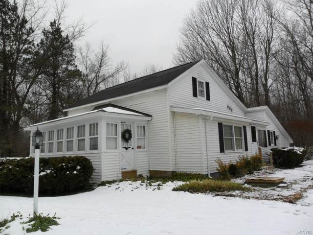 164 Hawk Road, Volney, NY 13069 (MLS #S1314779) :: TLC Real Estate LLC