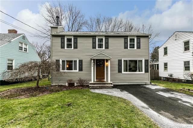 212 Hunt Drive, Manlius, NY 13066 (MLS #S1314856) :: TLC Real Estate LLC