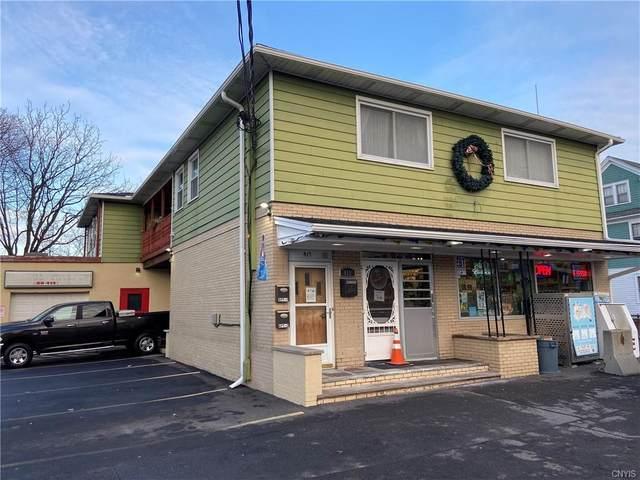 415 S Wilbur Avenue #19, Syracuse, NY 13204 (MLS #S1314942) :: TLC Real Estate LLC