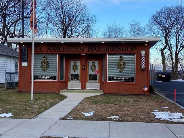 413 S Wilbur Avenue, Syracuse, NY 13204 (MLS #S1314944) :: TLC Real Estate LLC