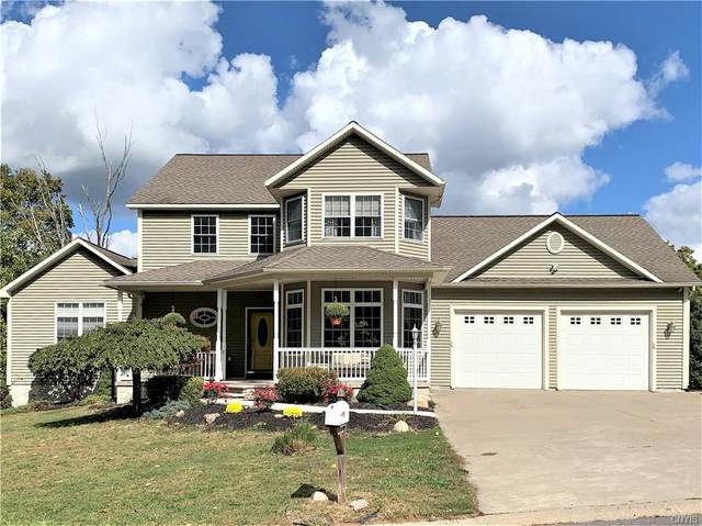 121 Peridot Drive, Camillus, NY 13219 (MLS #S1315164) :: TLC Real Estate LLC