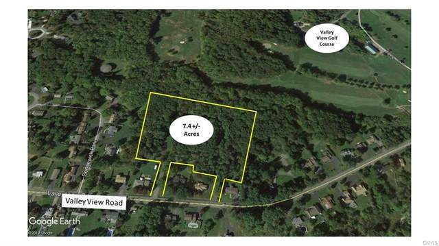 0 Valley View, New Hartford, NY 13413 (MLS #S1315174) :: Avant Realty