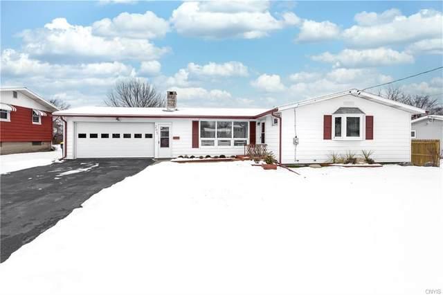 205 Kimberly Drive E, Camillus, NY 13219 (MLS #S1315190) :: Avant Realty