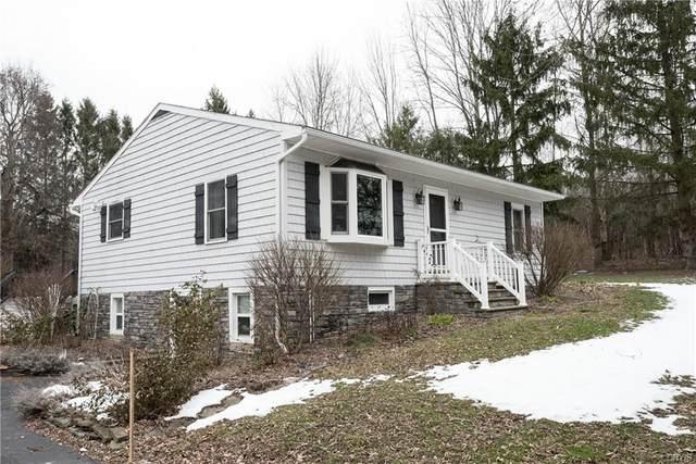 3893 Franklin Street Road, Sennett, NY 13021 (MLS #S1315234) :: TLC Real Estate LLC