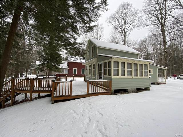 3113 Bower Road, Forestport, NY 13338 (MLS #S1315278) :: Avant Realty