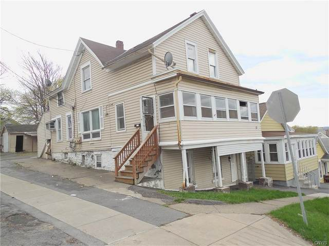 810 Division St.E, Syracuse, NY 13208 (MLS #S1315314) :: MyTown Realty