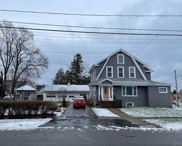 119 Hamden Drive, Salina, NY 13208 (MLS #S1315315) :: TLC Real Estate LLC