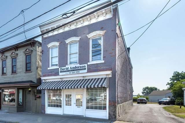 9676 Brewerton Road, Cicero, NY 13029 (MLS #S1315322) :: Avant Realty