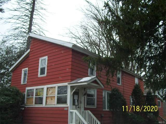 4563 Clockville Road, Lincoln, NY 13032 (MLS #S1315339) :: Mary St.George | Keller Williams Gateway