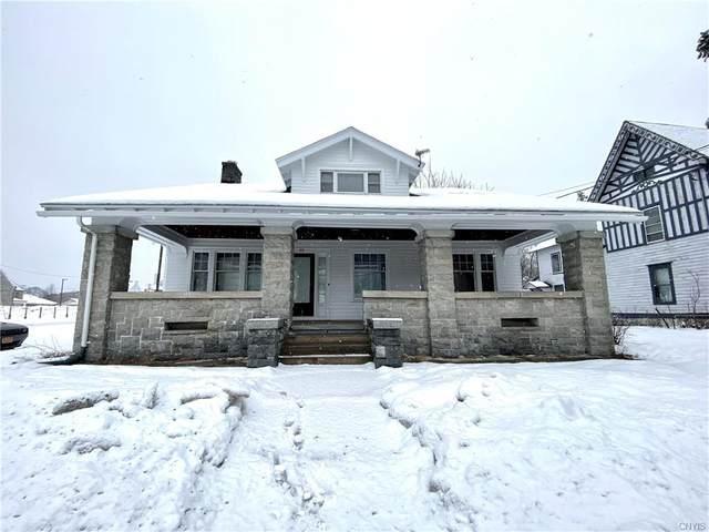 29 William Street, Gouverneur, NY 13642 (MLS #S1315368) :: TLC Real Estate LLC