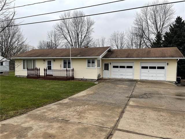 679 County Route 25, Oswego-Town, NY 13126 (MLS #S1315419) :: Robert PiazzaPalotto Sold Team
