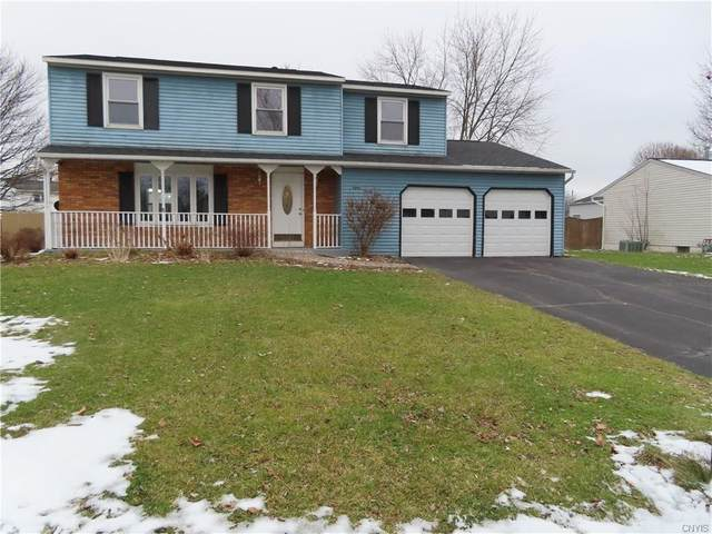 8028 Evesborough Drive, Clay, NY 13041 (MLS #S1315421) :: Avant Realty