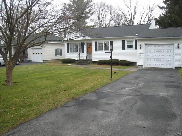 509 Bronson Road, Geddes, NY 13219 (MLS #S1315469) :: TLC Real Estate LLC
