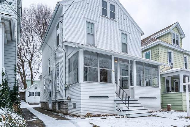 547 Tennyson Avenue, Syracuse, NY 13204 (MLS #S1315478) :: Mary St.George | Keller Williams Gateway