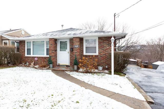 1618 Caleb Avenue, Syracuse, NY 13206 (MLS #S1315638) :: Mary St.George | Keller Williams Gateway