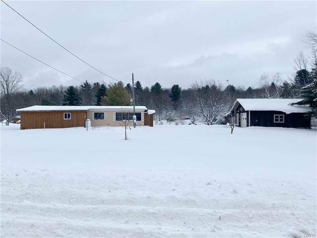 278 Garrison Road, Pitcairn, NY 13648 (MLS #S1315695) :: TLC Real Estate LLC