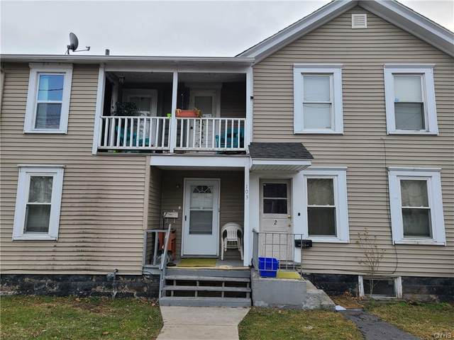 103 Kincaid Avenue, Syracuse, NY 13204 (MLS #S1315775) :: MyTown Realty