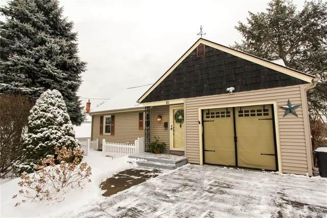 81 Clinton Street, Whitestown, NY 13492 (MLS #S1315858) :: TLC Real Estate LLC