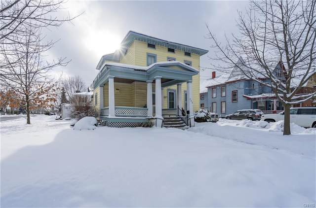303 Ten Eyck Street, Watertown-City, NY 13601 (MLS #S1316033) :: TLC Real Estate LLC