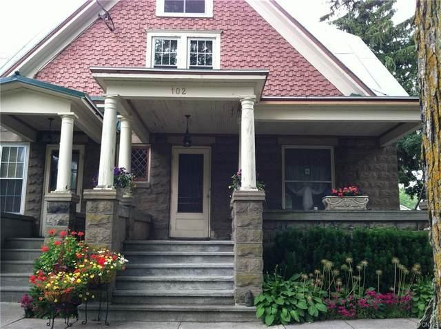 102 W West Main Street, Hounsfield, NY 13685 (MLS #S1316109) :: TLC Real Estate LLC
