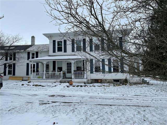 3990 Black Street, Scipio, NY 13147 (MLS #S1316141) :: TLC Real Estate LLC