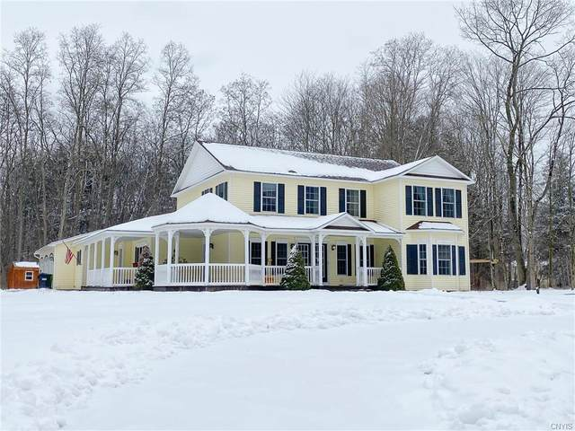 210 Creek View, Sullivan, NY 13082 (MLS #S1316182) :: Robert PiazzaPalotto Sold Team