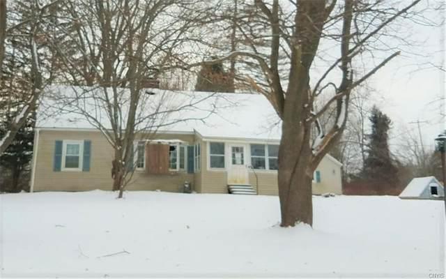 1 Wilcox Road, Granby, NY 13069 (MLS #S1316186) :: BridgeView Real Estate Services