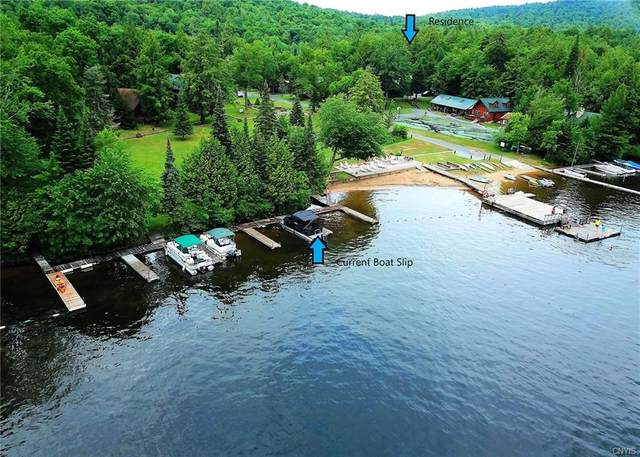 133 Old Hotel (Pond Side - Holiday Shores) Road #2, Webb, NY 13420 (MLS #S1316215) :: MyTown Realty