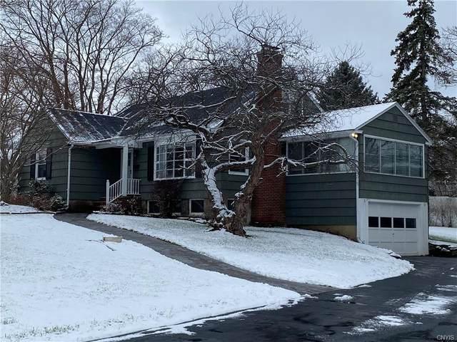 318 Highridge Drive, Syracuse, NY 13215 (MLS #S1316251) :: MyTown Realty