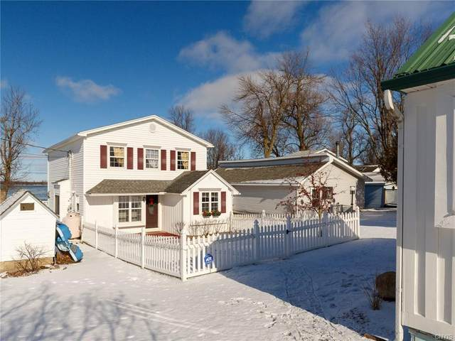 22929 County Route 59, Brownville, NY 13634 (MLS #S1316289) :: TLC Real Estate LLC
