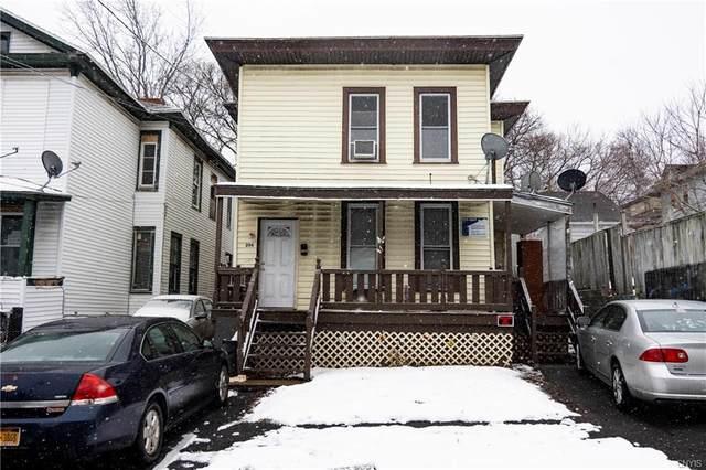 204 Beecher Street, Syracuse, NY 13203 (MLS #S1316330) :: Thousand Islands Realty
