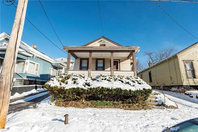 138 Griffiths Street, Syracuse, NY 13208 (MLS #S1316337) :: Thousand Islands Realty