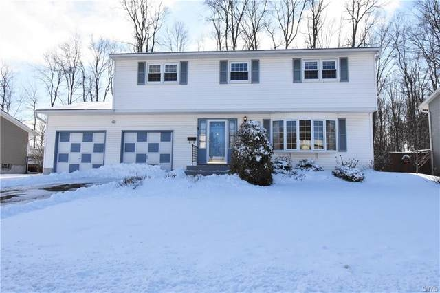 129 Riverdale Road, Clay, NY 13090 (MLS #S1316401) :: Avant Realty