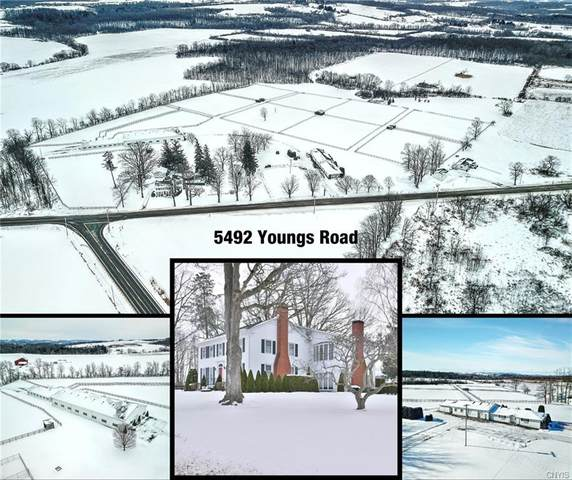 5492 Youngs Road, Vernon, NY 13476 (MLS #S1316622) :: 716 Realty Group