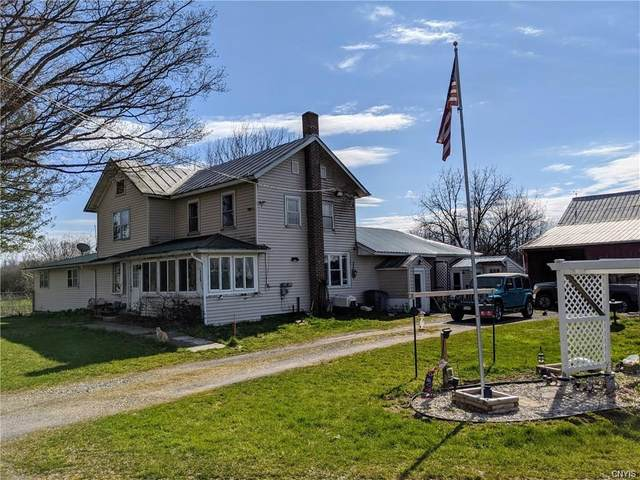 139 Minckler Road, Mexico, NY 13114 (MLS #S1316760) :: 716 Realty Group