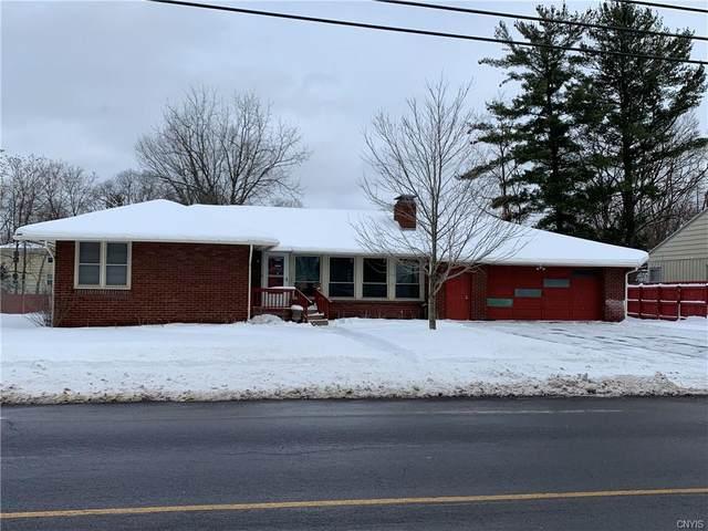 1647 Valley Drive, Syracuse, NY 13207 (MLS #S1317164) :: MyTown Realty