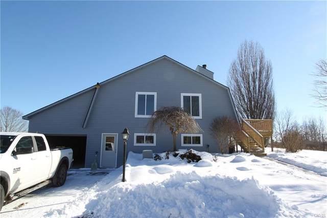356 Barnard Road, Schroeppel, NY 13135 (MLS #S1317325) :: TLC Real Estate LLC