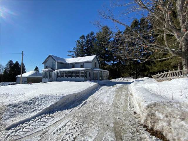 2681 State Route 215, Virgil, NY 13045 (MLS #S1317630) :: MyTown Realty