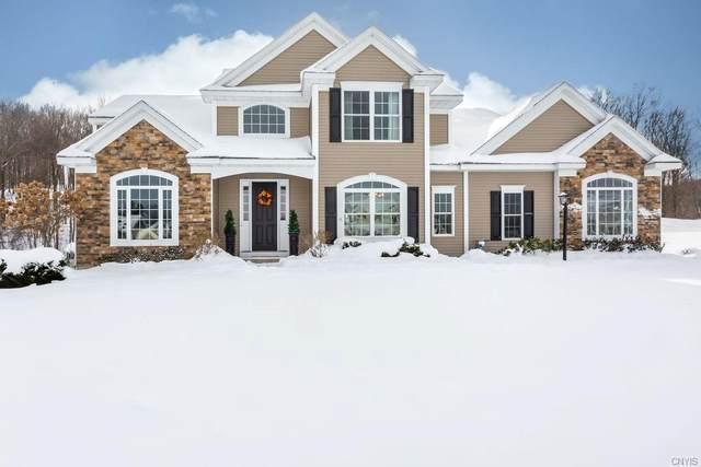 215 Starksboro Drive, Camillus, NY 13031 (MLS #S1318535) :: 716 Realty Group