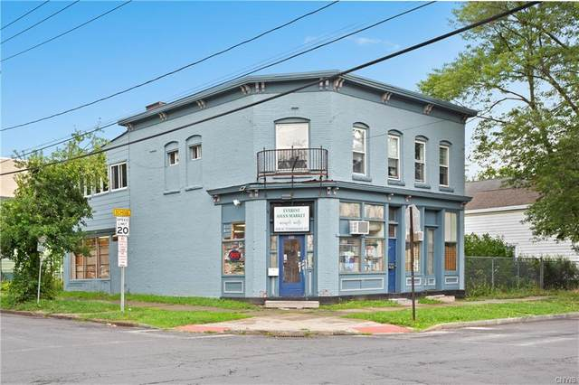 826 N Townsend Street, Syracuse, NY 13208 (MLS #S1319069) :: MyTown Realty
