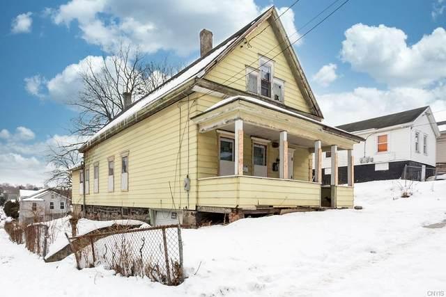 138 John Street, Syracuse, NY 13208 (MLS #S1319100) :: MyTown Realty