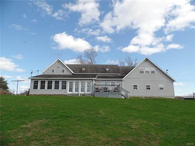 193 Mitchell Road, Macomb, NY 13654 (MLS #S1319193) :: Serota Real Estate LLC