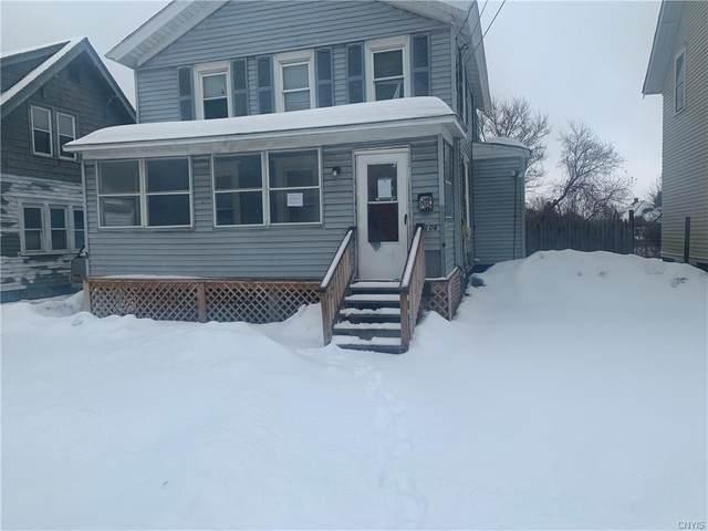 106 Berwyn Avenue, Syracuse, NY 13210 (MLS #S1319426) :: 716 Realty Group