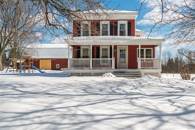 254 Main Street, Mentz, NY 13140 (MLS #S1319475) :: BridgeView Real Estate Services