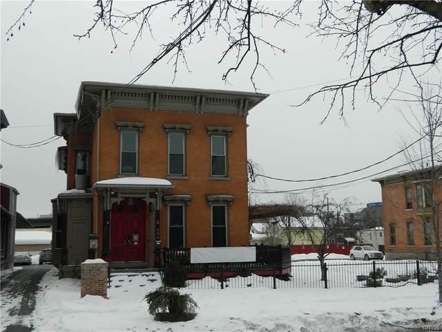 304 Hawley Avenue, Syracuse, NY 13203 (MLS #S1319572) :: BridgeView Real Estate Services