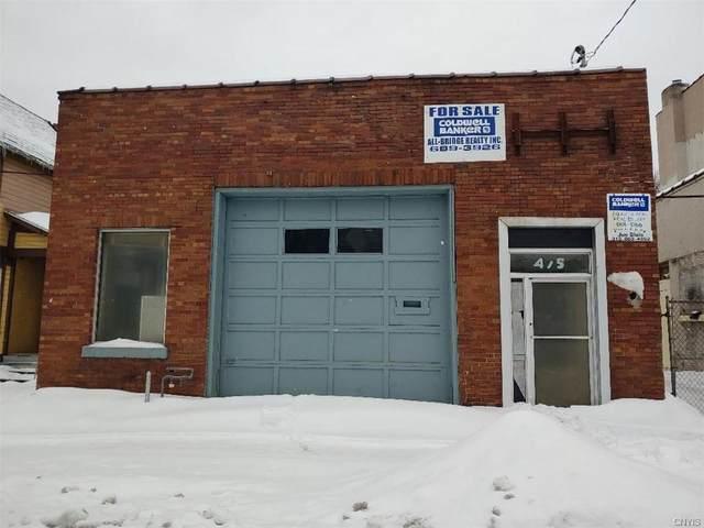 475 Shonnard Street, Syracuse, NY 13204 (MLS #S1319885) :: 716 Realty Group